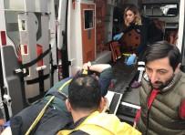 OKMEYDANı - İstanbul'da Silahlı Kavga Açıklaması 2 Yaralı