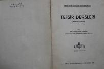 İMAM HATİP OKULU - İşte Cumhurbaşkanı Erdoğan'ın 45 yıllık ders kitabı