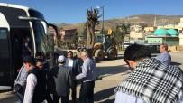ANADOLU GENÇLIK DERNEĞI - Karadeniz'den Tillo'ya Ziyaretçi Akını