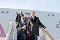 KATAR EMIRI - Katar Emiri Moskova'da