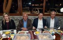MUSTAFA ÖZSOY - Kepez Belediye Başkanı Tütüncü, Muhtarlarla Buluştu