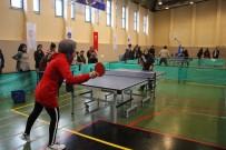 MEHTAP - KYK'da Masa Tenisi Turnuvası