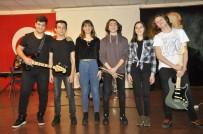 OKAN ÜNIVERSITESI - Liselerarası Müzik Yarışmasına GKV Liseleri Damgası