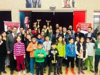 DENIZ YıLDıRıM - Memur-Sen Satranç Turnuvası Ödülleri Verildi