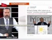 ÜMIT ÖZDAĞ - Murat Çiçek'ten Ümit Özdağ'a muhteşem yanıt