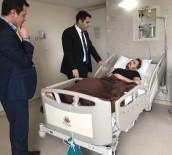 Otobüs Kazası Yaralısı Açıklaması 'Karşı Yönde Seyir Halinde Olan Kamyon Kayarak Üzerimize Geliyordu'