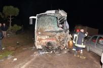 Otobüs Kazasında Yaralanan 31 Kişiden 12'Si Taburcu Oldu