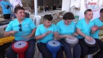 MEHMET ÖZEN - Özel Öğrenciler Yaş Pasta Yapmayı Öğrendi