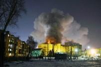 SIBIRYA - Rusya'daki AVM Yangınında Ölü Sayısı 64'E Yükseldi