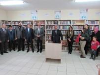 KÖKSAL ŞAKALAR - Sandıklı'da Kütüphane Haftası Kutlandı