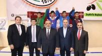 KAYSERİ ŞEKERSPOR - Şekersporlu Güreşçi Gençler Türkiye Şampiyonu Oldu