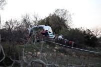 BAĞBAŞı - Sevgilisinin Yanında 2 Çocuk Annesi Eşini Öldürdüğü İddia Edildi