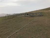 WHATSAPP - Şiddetli Fırtına Elektrik Hatlarına Zarar Verdi