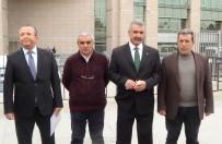İSTANBUL TAKSİCİLER ESNAF ODASI - Taksici Temsilcilerinden, Taksiciler Esnaf Odası Başkanı Hakkında Tehditten Suç Duyurusu
