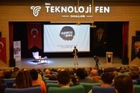 SIHIRLI DEĞNEK - Teknoloji Fen Okulları Şermin Yaşar'ı Ağırladı