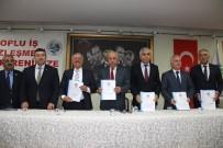 BELEDIYE İŞ - Toplu İş Sözleşmesi'ni İmzaladılar