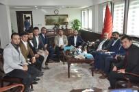 TÜGVA Genel Başkan Yardımcısı Yüksel, Vali Aktaş'ı Ziyaret Etti
