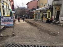 Tunceli'de Sanat Sokağı Yeniden Düzenleniyor