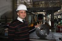 KALAFAT - Türk Mühendisleri 1320 Euroluk Fren Diskini 880 Liraya Üretti