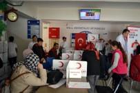 MUSTAFA DEMIR - Türkiye'nin Yıllık Kan İhtiyacı 2 Milyon Üniteden Fazla