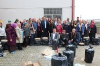 Vakfıkebir'de 'İstiridye Mantarı Yetiştiriciliği' Kursu Düzenlendi