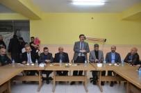 Vali Ali Arslantaş, Erzincan Merkeze Bağlı Uluköy Köyü Sakinleri İle Buluştu