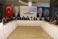 CEVDET YILMAZ - 2019'A Doğru Şehirlerin Ekonomik Beklentileri Formu Antalya'da Düzenlendi