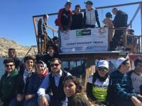 YEŞILAY CEMIYETI - Adıyaman'da Ki  Öğrenciler Şanlıurfa'yı Gezdi