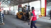 BEBEK MAMASI - Afrin Halkına İnsani Yardım