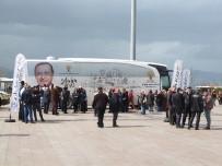 Ak Parti Şehrim 2023 Otobüsü Bandırma'da