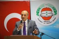 ATSO Başkanı Kırlangıç'tan TSE Temsilciliği İle Okul Müjdesi