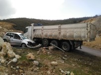 Balıkesir'de Trafik Kazası Açıklaması 2 Ölü