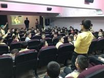 AHMET HAŞIM - Bayrampaşa'da Öğrencilere 'Çevre Bilinci' Eğitimi