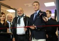 CANDAŞ TOLGA IŞIK - Beşiktaş TV, Yeni Merkezine Taşındı