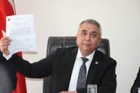 AÇıK OTURUM - CHP İl Başkanı Çankır'dan AK Parti'ye 'Karne' Cevabı