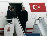 DOĞAN HOLDING - Cumhurbaşkanı Erdoğan'ın uçağında Doğan Medya ayrıntısı