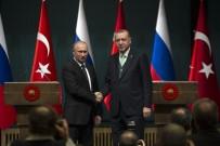 ÜÇLÜ ZİRVE - Cumhurbaşkanı Erdoğan, Putin İle Telefonda Görüştü