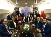 ANKARA EMNIYET MÜDÜRÜ - Cumhurbaşkanı Erdoğan Yurda Döndü