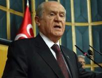 ALEKSİS ÇİPRAS - Devlet Bahçeli'den Çipras'a tepki