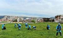BAHAR TEMİZLİĞİ - Dulkadiroğlu'nda Bahar Temizliği