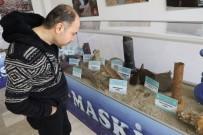 TERMAL KAMERA - 'Dünden Bugüne Manisa' Sergisine Yoğun İlgi