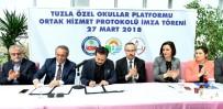 HAZıRLıK SıNıFı - 'Eğitim Kenti Tuzla'da Özel Okullar Platformu Kuruldu