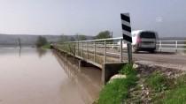 Ergene Nehri'nin Debisinde Artış Sürüyor