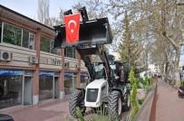 ADNAN BOYNUKARA - Gölbaşı Belediyesine Yeni İş Makinesi