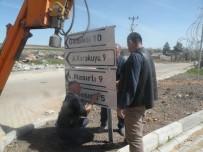 CAN AKSOY - Gölbaşı'nda Köylerin Tabelaları Değiştirildi