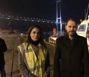 DENİZ TAŞIMACILIĞI - 'Güçlü Ekonomi İçin Büyük Ve Derin Limanlar Şart'
