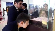 NAHÇıVAN - Güney Kafkasya'nın En Eski Altın Takısı Bakü'de