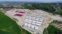 HAYVAN HAKLARı FEDERASYONU - Hayvan Barınağı'nda 43 Dönümlük İlk Etap Tamamlandı