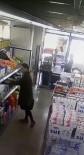 İran Uyruklu Kadın Gıda Maddesi Çalarken Kameralara Yakalandı