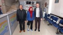 PROTEZ BACAK - İstanbul'dan Gönderilen Protezle Genç Kızın Yüzü Güldü
